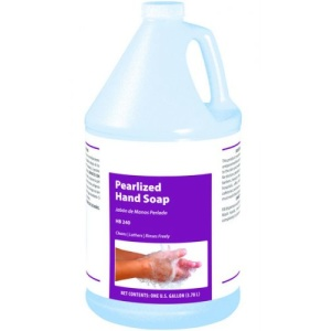 Pearlized Hand Soap