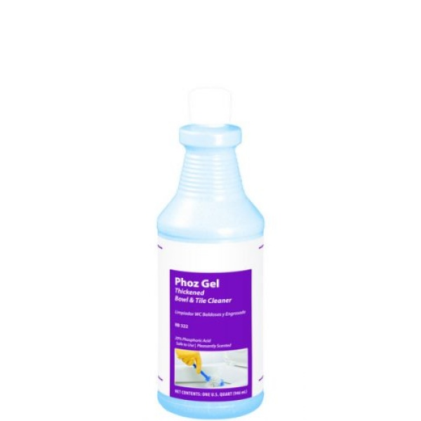 Phoz Gel Thickened Bowl & Tile Cleaner