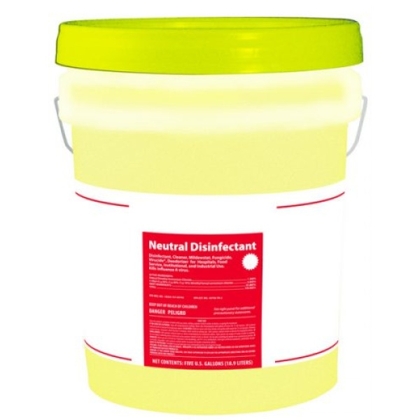 NEUTRAL DISINFECTANT - LEMON