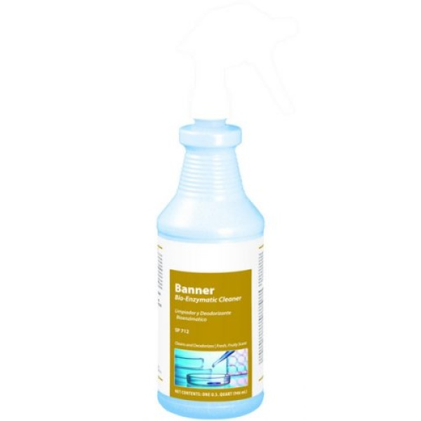 Banner Bio-Enzymatic Cleaner