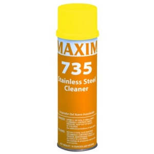 Oil Based Stainless Steel Cleaner