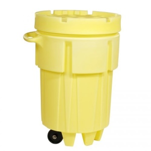 95-Gallon Wheeled OverPack Salvage Drum