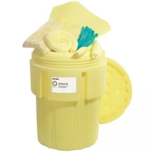 HazMat 65-Gallon OverPack Salvage Drum Spill Kit